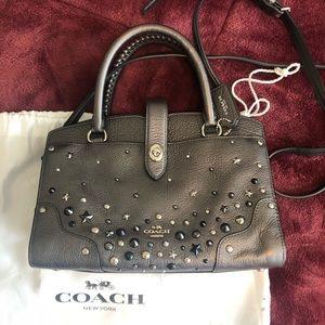 Star Studded Coach Bag